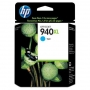 Cartucho HP C4907AL #940XL  cian